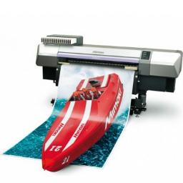Интерьерная и широкоформатная печать