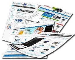 Создание и поддержка сайтов